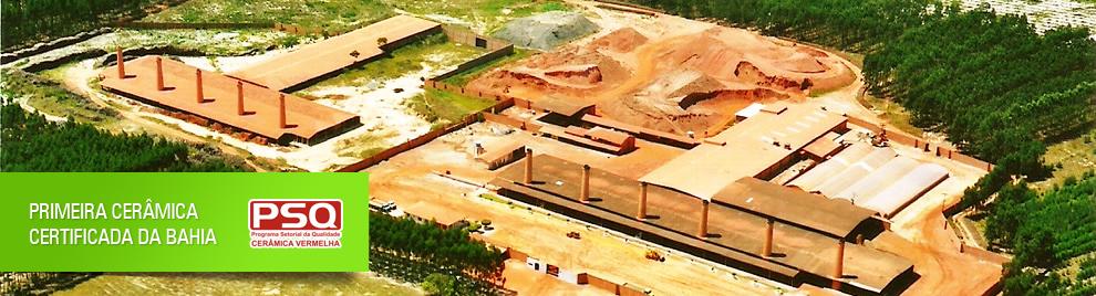 Foto Area Cerâmica Santana - Alagoinhas Bahia